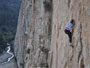 Guided rock climbing in El Chorro Spain with Barbary Rock Adventures